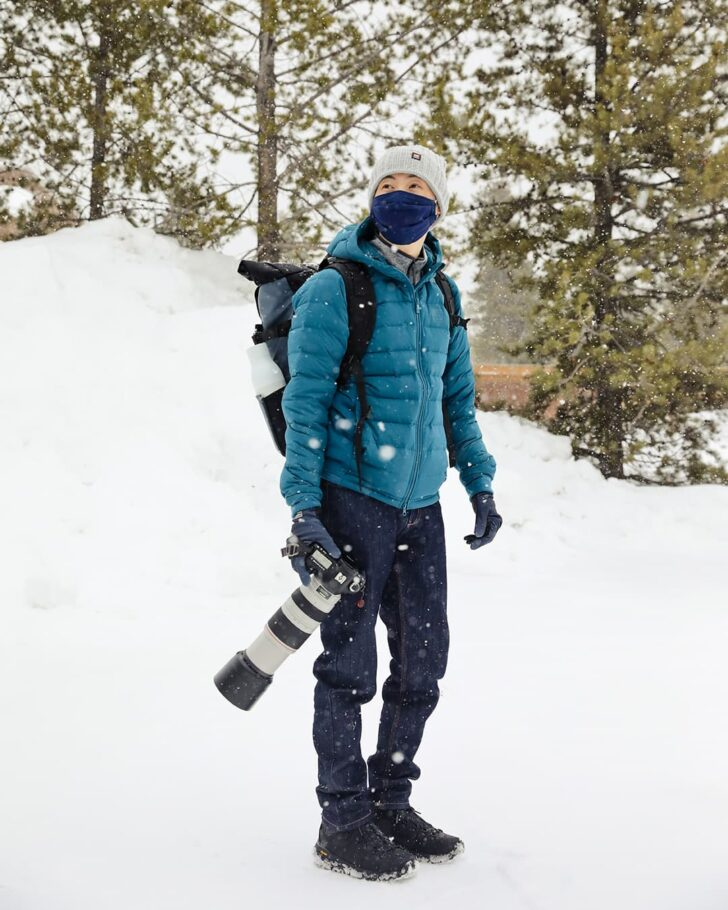 How to Dress to Stay Warm in Jackson Hole in the Winter