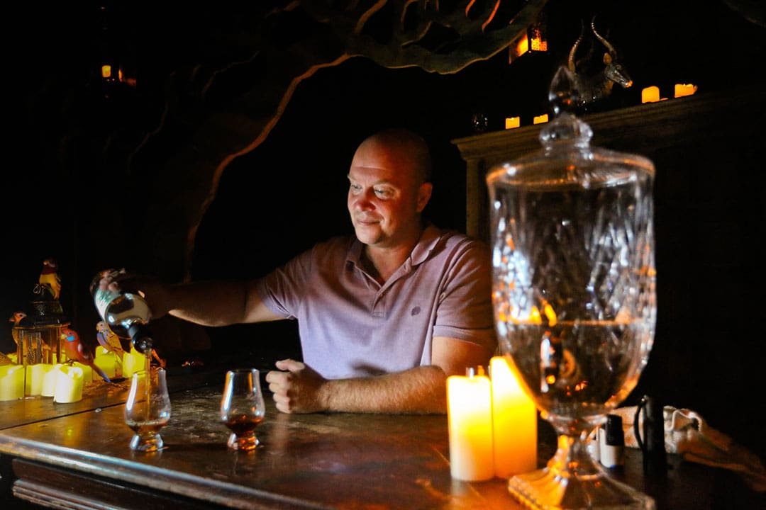 lost spirits las vegas distillery