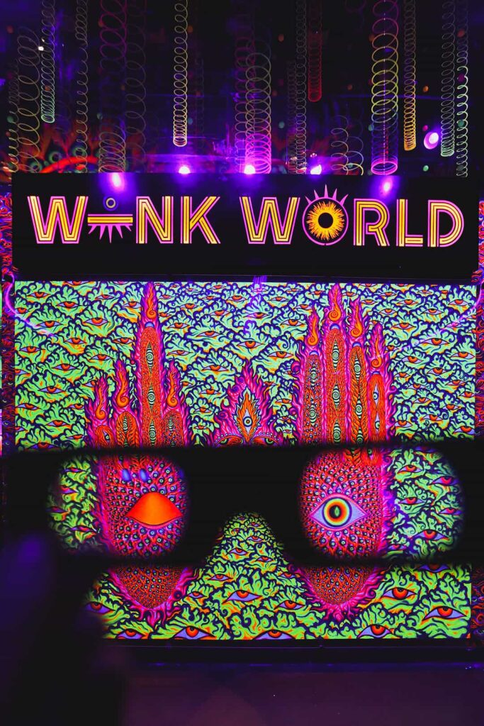 Wink World Area 15 Las Vegas
