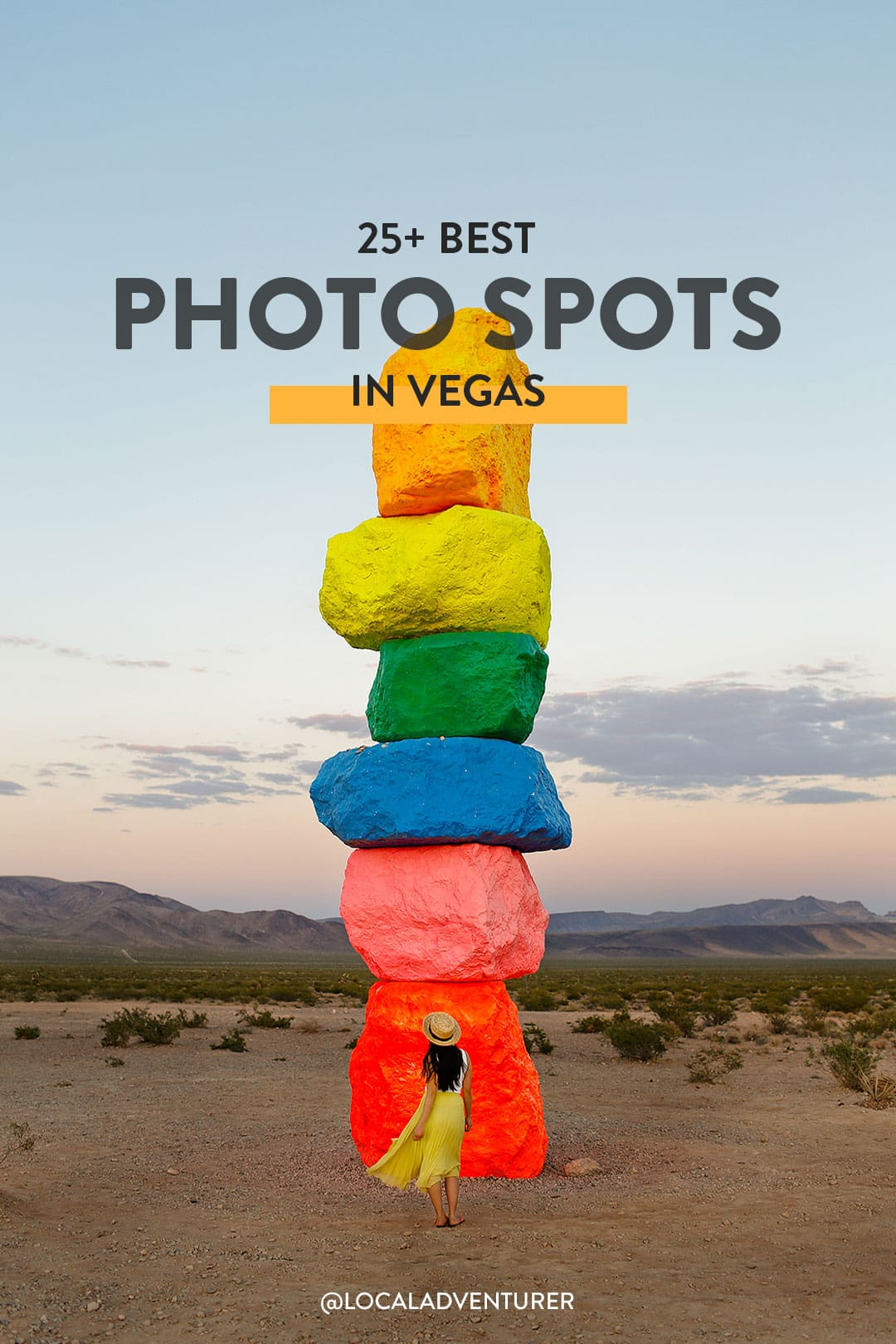 25+ Best Las Vegas Photo Spots You Shouldn't Miss