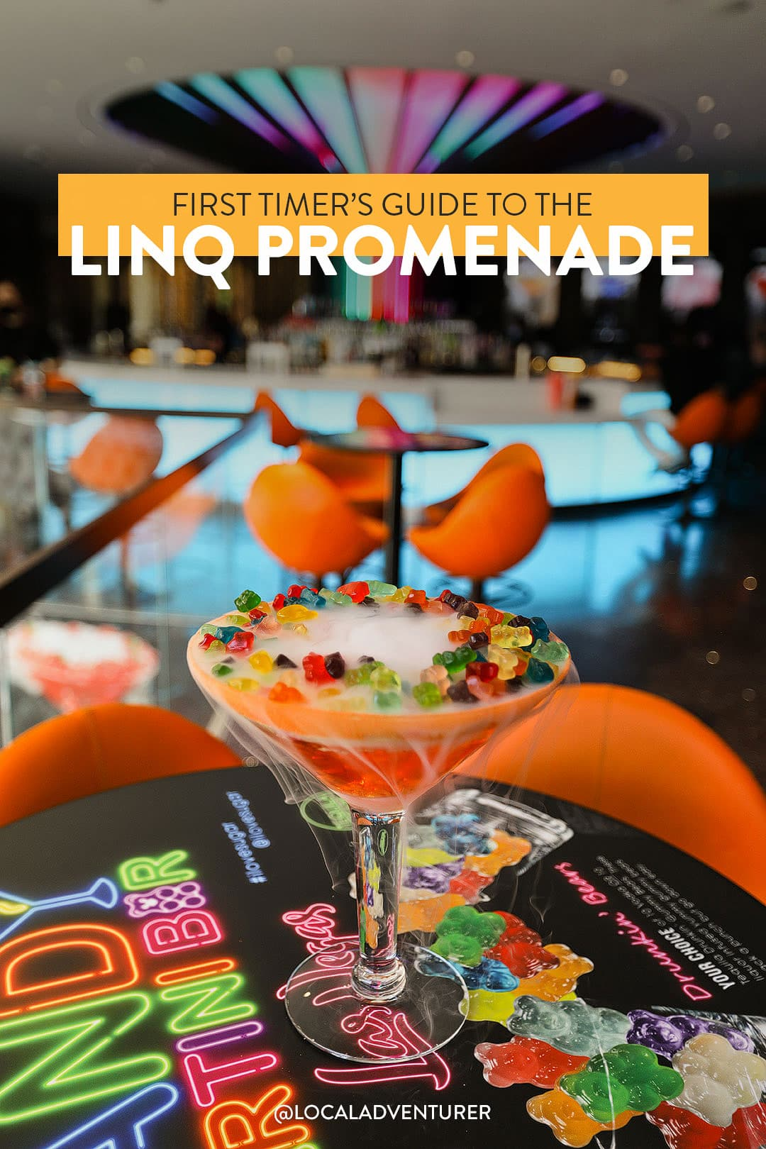 The LINQ Promenade – Your Ultimate Guide on What to Eat See and Do