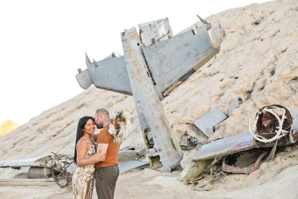 las vegas plane crash