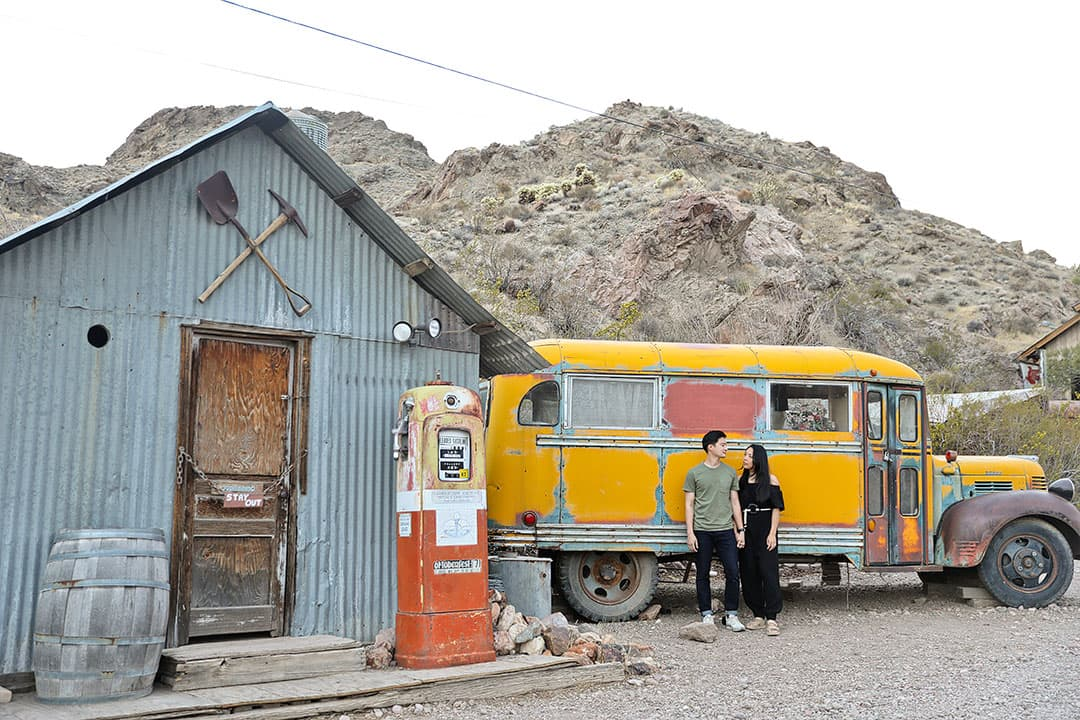 nv ghost towns