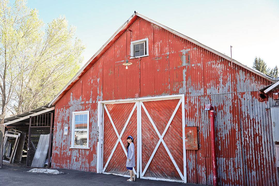 red barn antiques