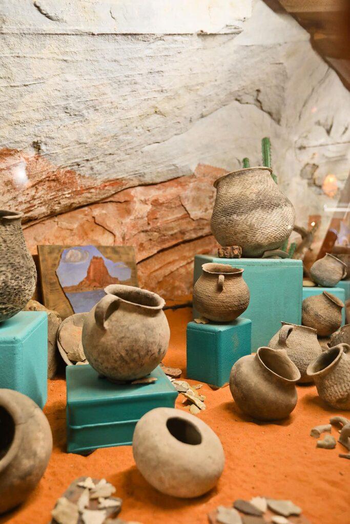 moqui cave museum