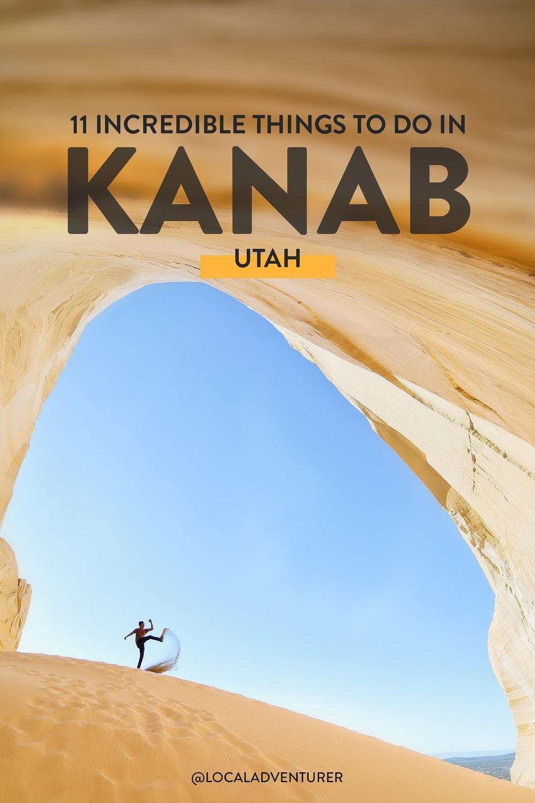 11+ Breathtaking Things to Do in Kanab Utah