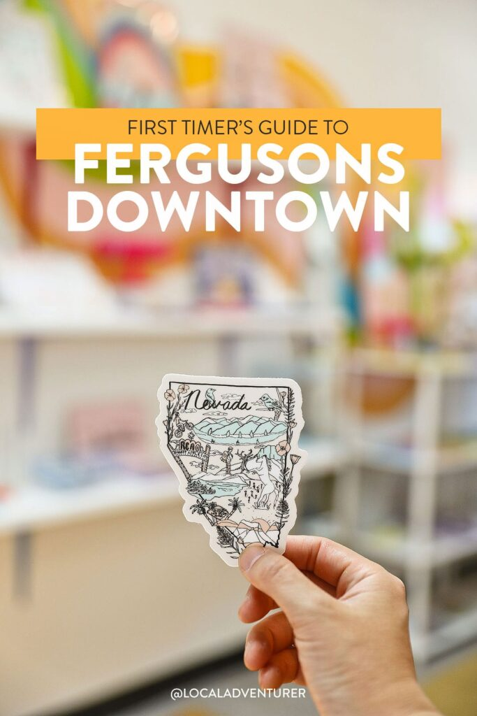 First Timers Guide to Fergusons Downtown