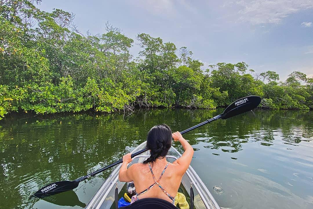 kayaking the florida keys