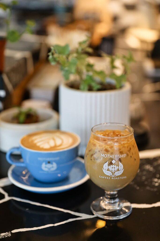 mothership coffee