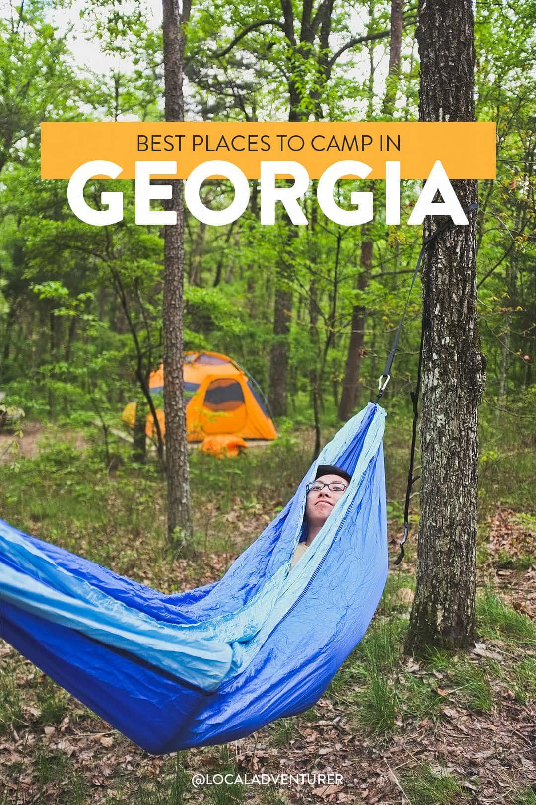Best Camping in Georgia