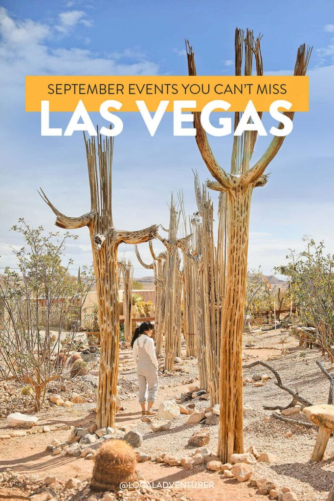 las vegas in september events and activities