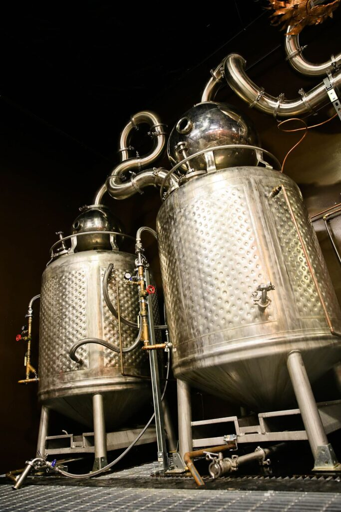 lost spirits distillery in las vegas
