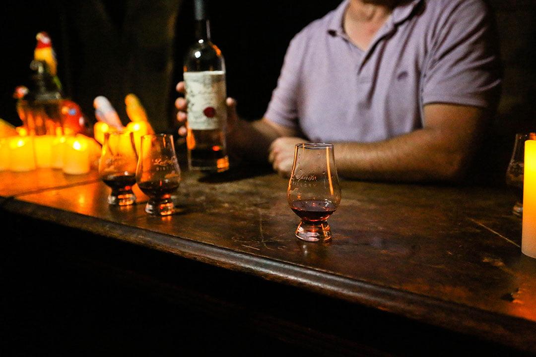 lost spirit distillery