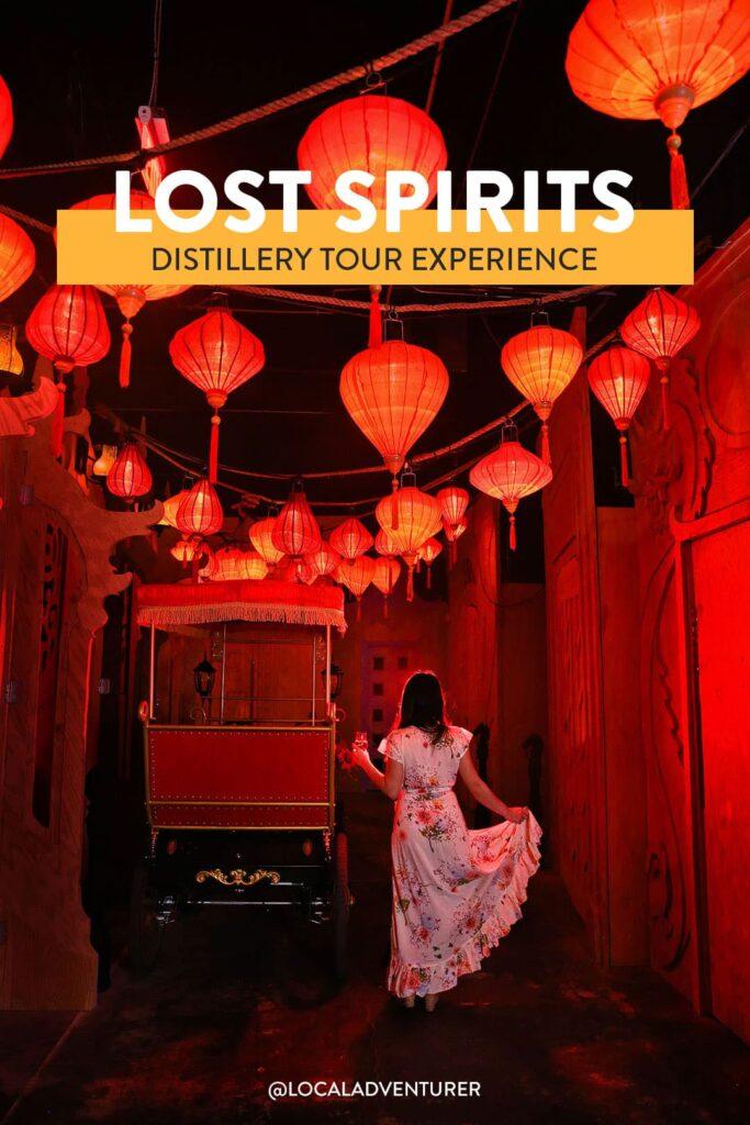 lost spirits distillery las vegas