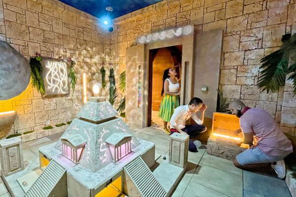 Paniq Room Las Vegas - Best Things to Do at the Venetian