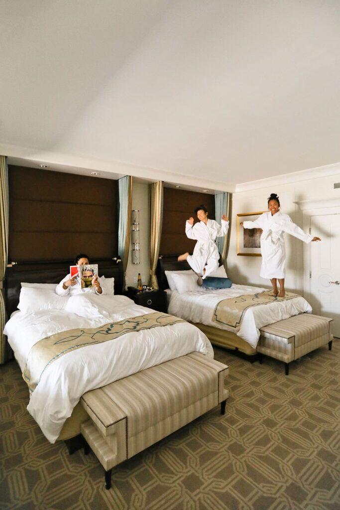 rooms at the venetian las vegas