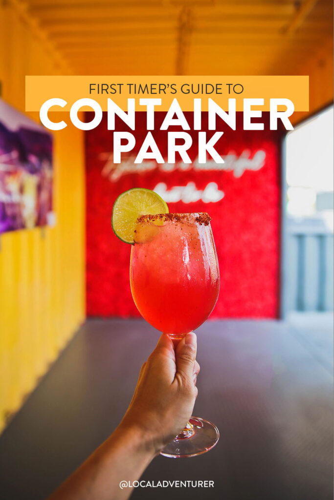 your ultimate guide to container park las vegas