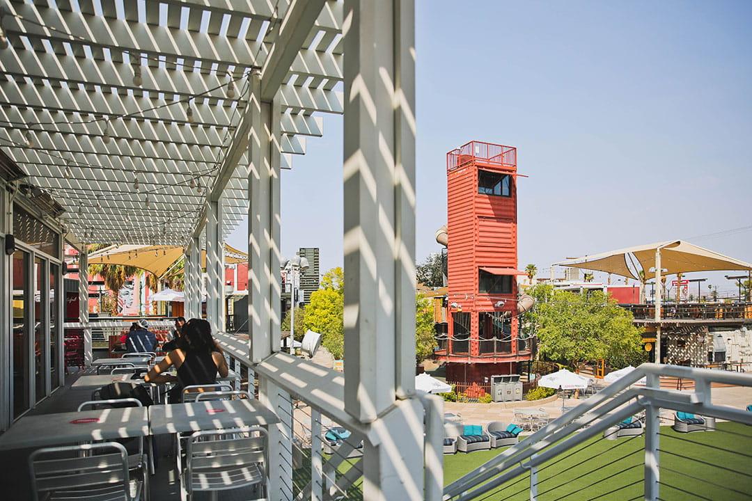 container park las vegas restaurants