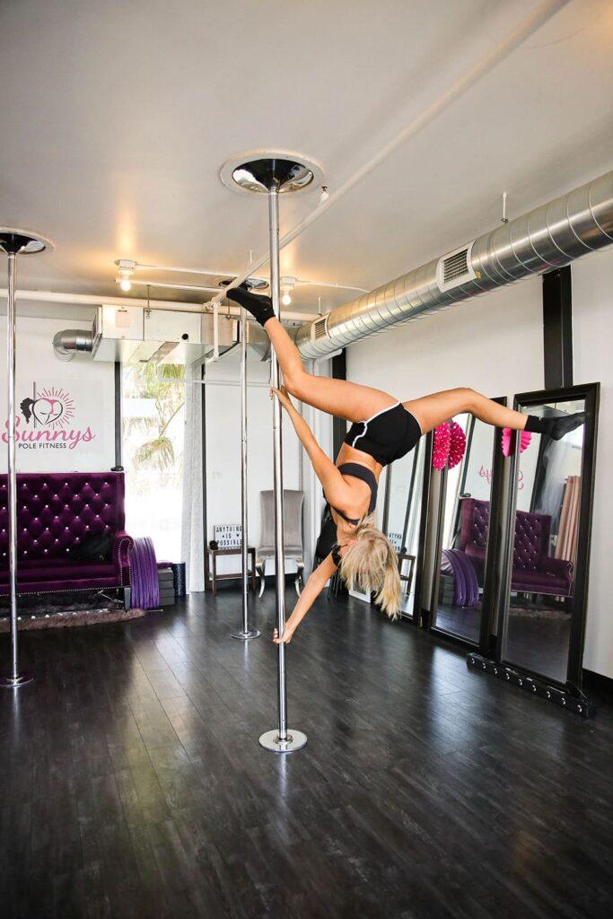 pole dancing class las vegas