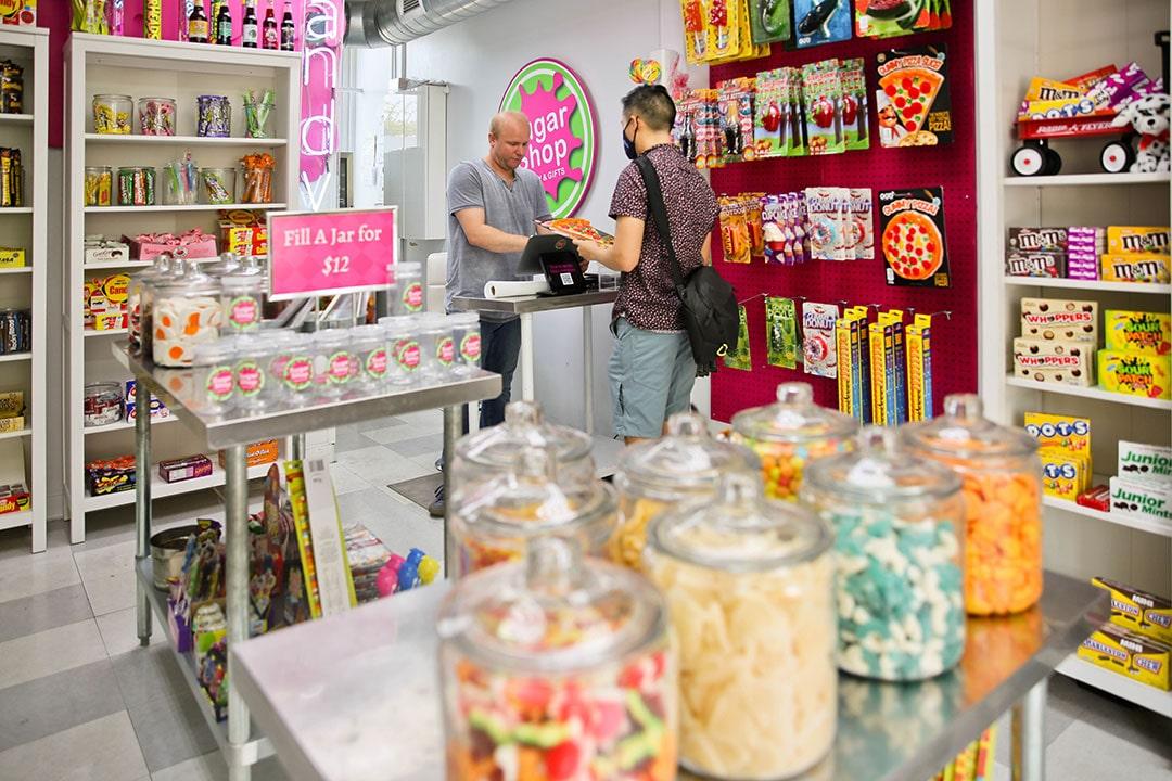 sugar shop las vegas