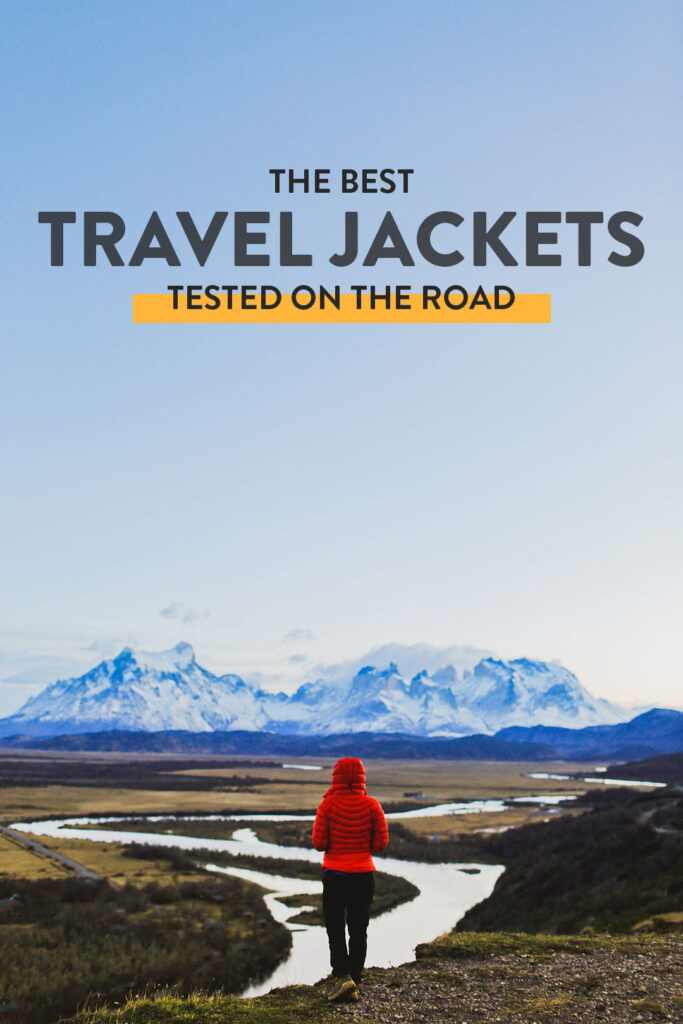 5+ best travel jackets tested on the road
